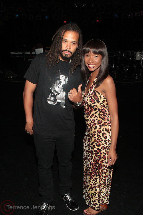 24 June-New York, NY- Bazzaar Royale and Raqiyah Mays at the 1st Annual Black Girl Rock! & Soul Tour Celebrating Dynamic Woman in Music - LA Jam Session Presented by GM and held at the Roxy on June 24, 2011 in Los Angeles, California. Photo Credit: Terrence Jennings