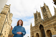 170909 - Rev Sal McDougall - Precentor of Lincoln Cathedral