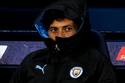 David Silva of Manchester City - Mandatory by-line: Robbie Stephenson/JMP - 26/11/2019 - FOOTBALL - Etihad Stadium - Manchester, England - Manchester City v Shakhtar Donetsk - UEFA Champions League Group Stage