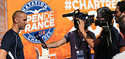 Jeremy Stravius (FRA) on press conference during the French Open 2018, at Aquatic Center Odyssée in Chartres, France on July 7th to 8th, 2018 - Photo Stephane Kempinaire / KMSP / ProSportsImages / DPPI