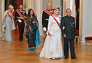 Norwegian Royals Welcome Indian President