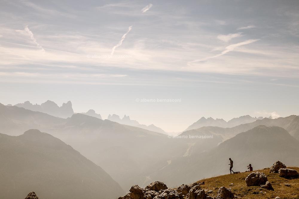Trentino, val Di Fassa