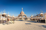 I like these pavillions at the man base. My Burning Man 2019 Photos:<br />