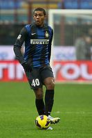 "Juan Jesus Inter.Milano 02/12/2012 Stadio ""San Siro"".Football Calcio Serie A 2012/13.Inter v Palermo.Foto Insidefoto Paolo Nucci."