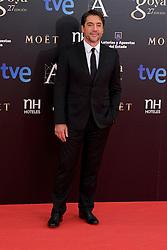 Javier Bardem attends Goya Cinema Awards 2013 at Centro de Congresos Principe Felipe, Madrid, Spain, February 17, 2013. Photo by Oscar Gonzalez / i-Images...SPAIN OUT