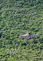 2020 Curaçao Landscapes Calendar