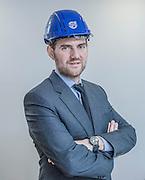 Korea / Seoul/ 24/11/2014<br /> <br /> Frederic Ruesche at Volvo Headquarter in Seoul <br /> <br /> &copy; Daniele Mattioli for Volvo Construction Equipments