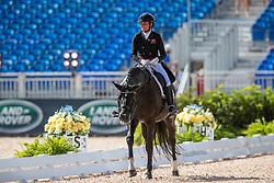 Svane Rikke, DEN, Finckenstein TSF<br /> World Equestrian Games - Tryon 2018<br /> © Hippo Foto - Dirk Caremans<br /> 14/09/18