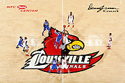 LOUISVILLE, KY - DECEMBER 29: General view of the opening tip off between the Kentucky Wildcats and Louisville Cardinals at the KFC Yum! Center in Louisville, Kentucky. Louisville won 80-77. (Photo by Joe Robbins)