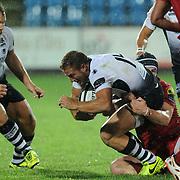 Parma 09.09.2017 Stadio Lanfranchi<br /> Guinness PRO14<br /> Zebre Rugby vs Scarlets