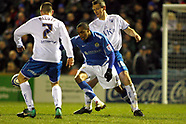 Stockport County FC 1-1 Chesterfield FC 1.2.11