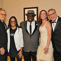 Robert Capuano, Sheila E., Cedric, Tambra Whitley, Mike Campbell