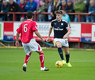 Dundee&rsquo;s Lewis Spence - Brechin City v Dundee pre-season friendly at Glebe Park, Brechin, Photo: David Young<br /> <br />  - &copy; David Young - www.davidyoungphoto.co.uk - email: davidyoungphoto@gmail.com