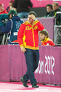 12 Argentina v Spain