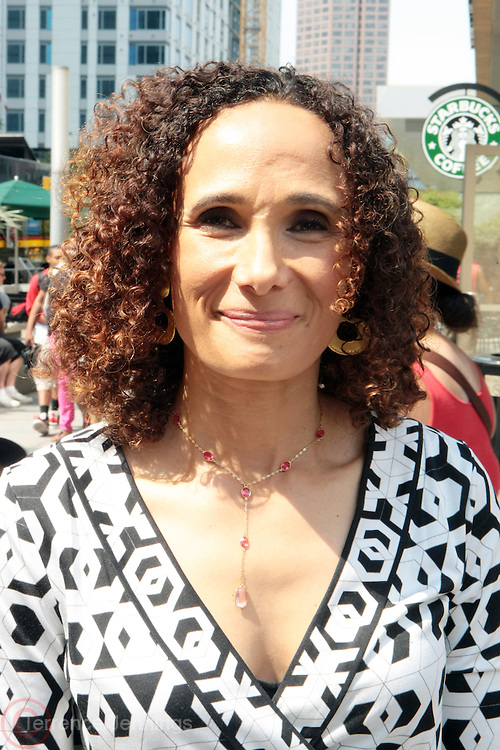 Los Angeles, CA-June 29:  Author/Dr. Tricia Rose attends the 2013 BET Experience held at LA Live on June 29, 2013 in Los Angeles, CA. © Terrence Jennings