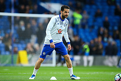 Cesc Fabregas of Chelsea warms up - Mandatory by-line: Jason Brown/JMP - 08/05/17 - FOOTBALL - Stamford Bridge - London, England - Chelsea v Middlesbrough - Premier League