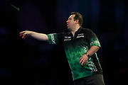Brendan Dolan during the World Darts Championships 2018 at Alexandra Palace, London, United Kingdom on 29 December 2018.