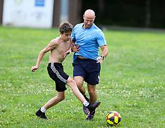 08/12/19 BHS Boys Soccer Practice