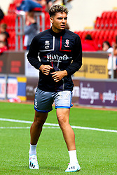 Tyler Walker of Lincoln City - Mandatory by-line: Ryan Crockett/JMP - 10/08/2019 - FOOTBALL - Aesseal New York Stadium - Rotherham, England - Rotherham United v Lincoln City - Sky Bet League One