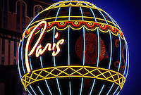 Paris Las Vegas hotel and casino, Las Vegas Boulevard (the Strip), Las Vegas, Nevada USA