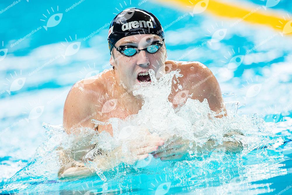 KOCH Marco GER<br /> 200 Breaststroke Men Heats<br /> Swimming - Kazan Arena<br /> Day14 06/06/2015<br /> XVI FINA World Championships Aquatics Swimming<br /> Kazan Tatarstan RUS July 24 - Aug. 9 2015 <br /> Photo A.Masini/Deepbluemedia/Insidefoto