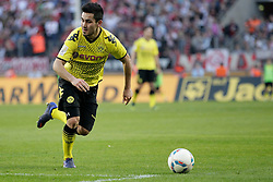 25.03.2012, Rhein Energie Stadion, Koeln, GER, 1. FBL, 1.FC Koeln vs Borussia Dortmund, 27. Spieltag, im Bild Ilkay GUENDOGAN (BVB Borussia Dortmund #21) Freisteller // during the German Bundesliga Match, 27th Round between 1.FC Koeln and Borussia Dortmund at the Rhein Energie Stadion, Koeln, Germany on 2012/03/25. EXPA Pictures © 2012, PhotoCredit: EXPA/ Eibner/ Gerry Schmit..***** ATTENTION - OUT OF GER *****