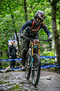 HAYDEN Mazie (USA) at the Mountain Bike World Championships in Mont-Sainte-Anne, Canada.