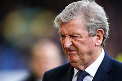Crystal Palace manager Roy Hodgson - Mandatory by-line: Robbie Stephenson/JMP - 21/10/2018 - RUGBY - Sixways Stadium - Worcester, England - Worcester Warriors v Ospreys - European Rugby Challenge Cup