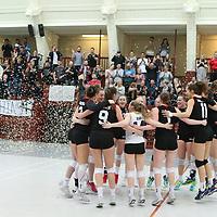 2019-04-16: Elite Volley Aarhus - Team Køge Volley - 3. Bronzekamp