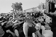 Rock gig crowds, Australia, 2000's