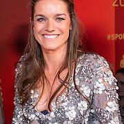 NLD/Amsterdam/20181219 - NOC*NSF Sportgala 2018, hockeyster Lidewij Welten