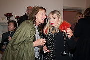 AMANDA FEILDING, THE COUNTESS OF WEMYSS; JULIA DELVES-BROUGHTON, Isabella Blow: Fashion Galore! private view, Somerset House. London. 19 November 2013