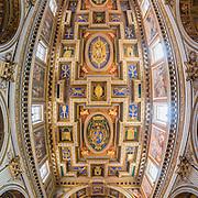 Basilica Minores Marcello al Corso Rome, Italy