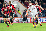 Bournemouth v Burnley