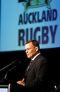 Auckland Rugby CEO Andy Dalton.<br />Auckland Rugby Awards Evening, Sky City Convention Centre, Auckland, Friday 31 October 2008. Photo: Renee McKay/PHOTOSPORT
