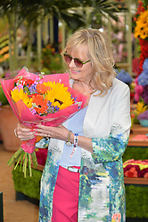 TWIGGY at the 2016 RHS Chelsea Flower Show, Royal Hospital Chelsea, London on 23rd May 2016