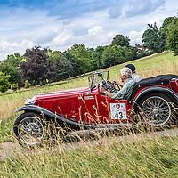 Car 43 Paul Crosby / Andy Pullan
