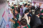 Absentee Voting Starts in Thailand