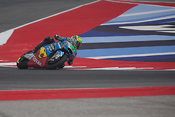 September 9, 2017 - Misano, Italy - Franco MORBIDELLI during the qualification session at the Marco Simoncelli Circuit ahead of the San Marino Moto GP Grand Prix race in Misano, on September 9, 2017  (Credit Image: © Fabio Averna/NurPhoto via ZUMA Press)
