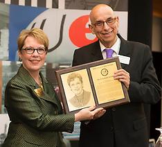 Beth Stroble - Distinguished Alumni Award SIUE