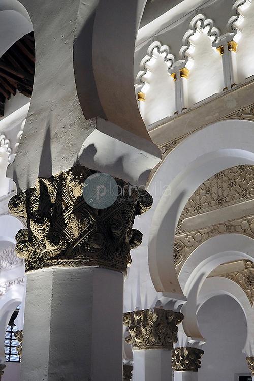 Sinagoga Sta Maria La Blanca. Toledo España ©Country Sessions Country Sessions / PILAR REVILLA
