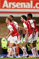 07/05/2003 Arsenal v Southampton, FA Barclaycard Premiership, Highbury<br />