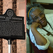 """Sister Jean Webster, a former casino chef, Webster, 74, found her calling when she saw a man rummaging through a garbage can in search of food. Now she runs a soup kitchen that feeds up to 400 homeless people a day, five days a week in the dinning room of the First Presbyterian Church of Atlantic City. <br /> <br /> No one is turned away. Jean has been called """"Sister Jean"""" or """"Saint Jean"""" or """"the Mother Teresa of Jersey."""" She also offers employment counseling and a program designed for transitional housing.<br /> <br /> Sister Jean Webster - GOR-85028-11<br /> Sister Jean Webster - GOR 71140-09"""