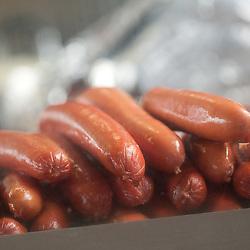 Hot dogs, 2011. Photo by David Calvert/Reno Aces