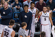 Gonzaga beat West Georgia in the Kennel Nov. 6. (Photo by Edward Bell)