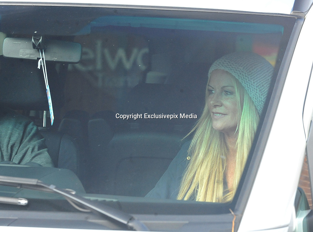 EXCLUSIVE<br /> <br /> JUST AFTER 9 O'CLOCK NEW LIVERPOOL MANAGER JURGEN KLOPP ARRIVES FOR HIS FIRST DAY OF TRAINING.....KLOPP HAD A VISITOR JUST BEFORE MIDDAY HIS WIFE ULLA SANDROCK WHO WAS KNOWN AS ''THE FIRST LADY OF THE BUNDESLIGA'' SPENT TWO HOURS AT MELWOOD BEFORE HEADING BACK TO THE HOTEL THE KLOPP FAMILY ARE STAYING IN.<br /> &copy;Exclusivepix Media