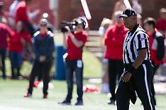 Scott Jones football official photos