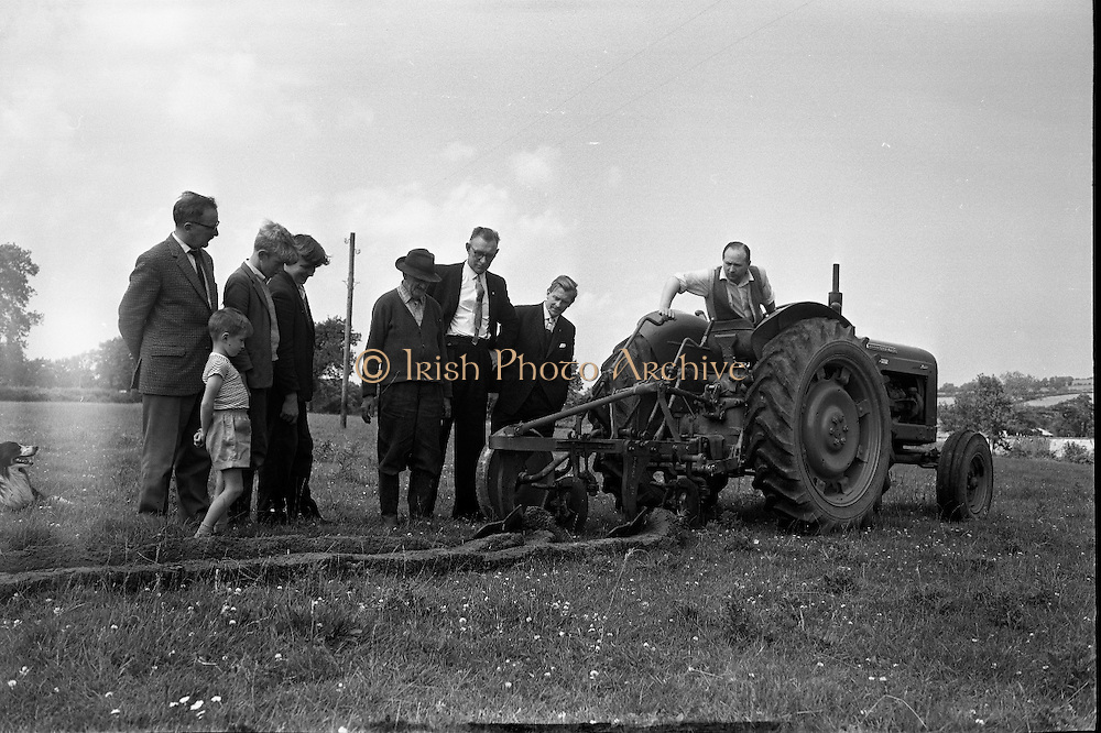 World Ploughing Championship at Kilmacanogue, Co. Wicklow..17.07.1962