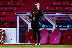 Bristol City Head Coach Lee Johnson - Mandatory by-line: Robbie Stephenson/JMP - 01/07/2020 - FOOTBALL - The City Ground - Nottingham, England - Nottingham Forest v Bristol City - Sky Bet Championship