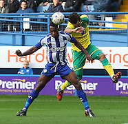 Sheffield Wednesday v Norwich City 251014